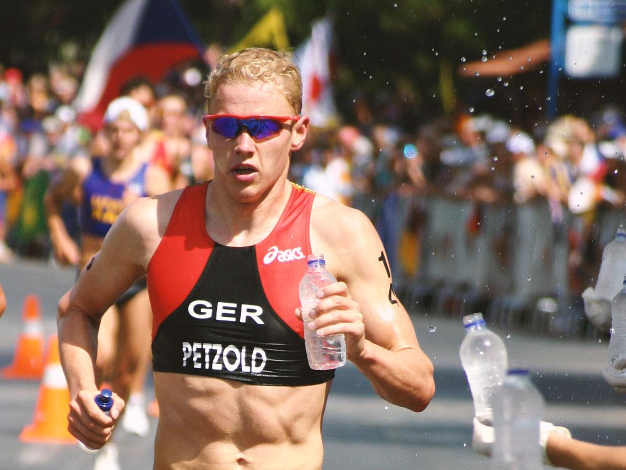 Maik Petzold 2004, Olympischer Triathlon in Athen